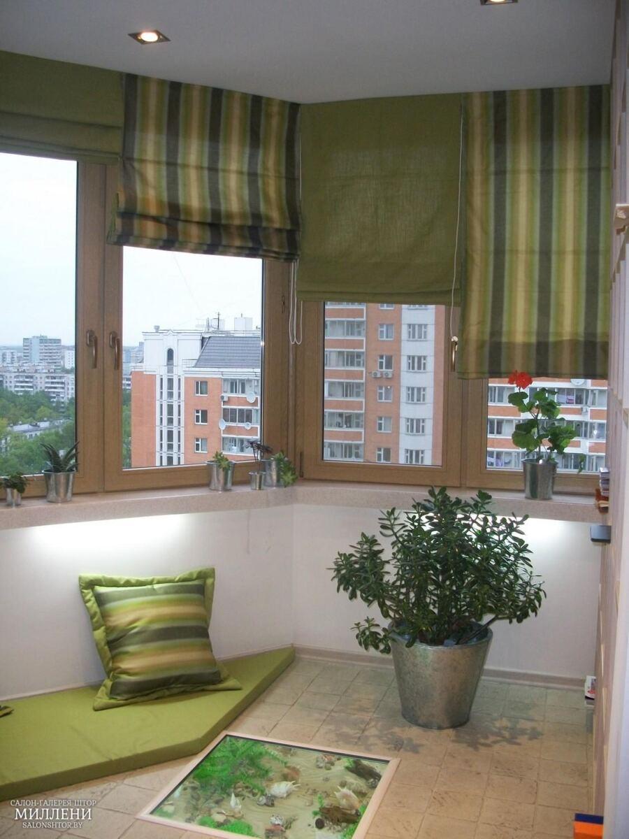 считает свой шторы на балкон идеи и фото тем, как клеить