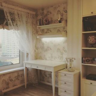Спальня дизайнер Каролина